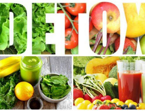 Les fruits et légumes détox de l'hiver